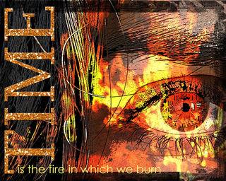 Timeisthefire