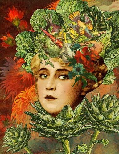 The Harvest Queen